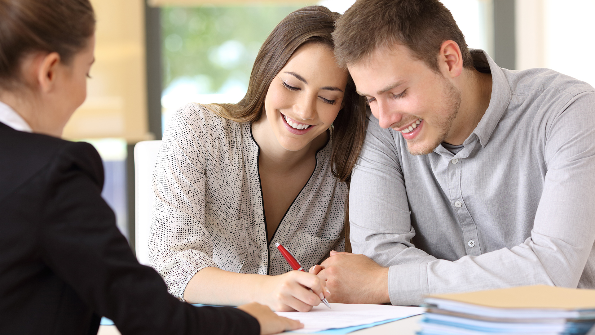 signing papers specialty insurance plans