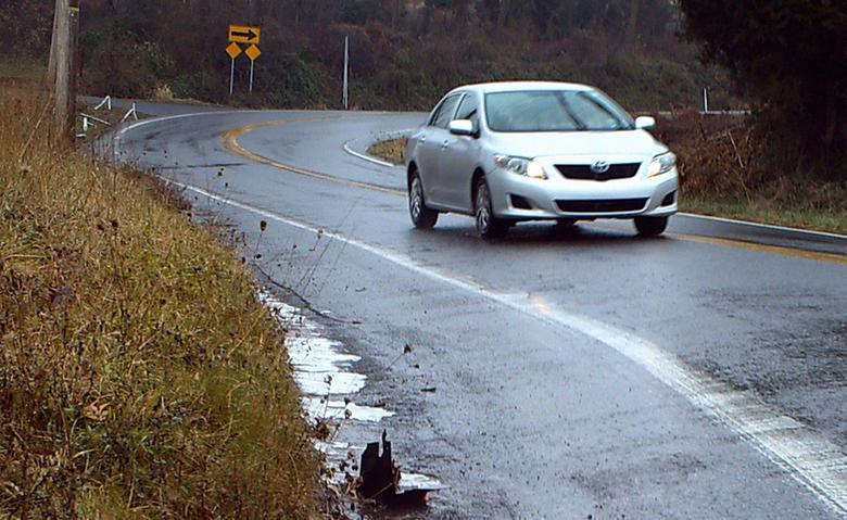 Six Quick Tips For Driving On Icy Roads